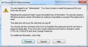 Set Password for Administrator 03