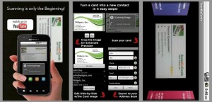 ScanBizCards Lite - business card reader