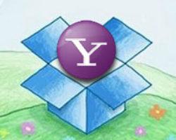 Yahoo and Dropbox