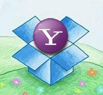 Send large files through Yahoo Mail using Dropbox