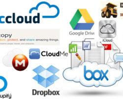 Free cloud storage providers