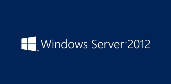 Windows Server 2012 logo